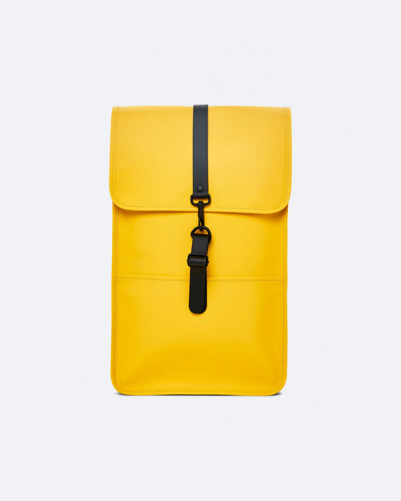 Backpack - yellow - Tequilasunset