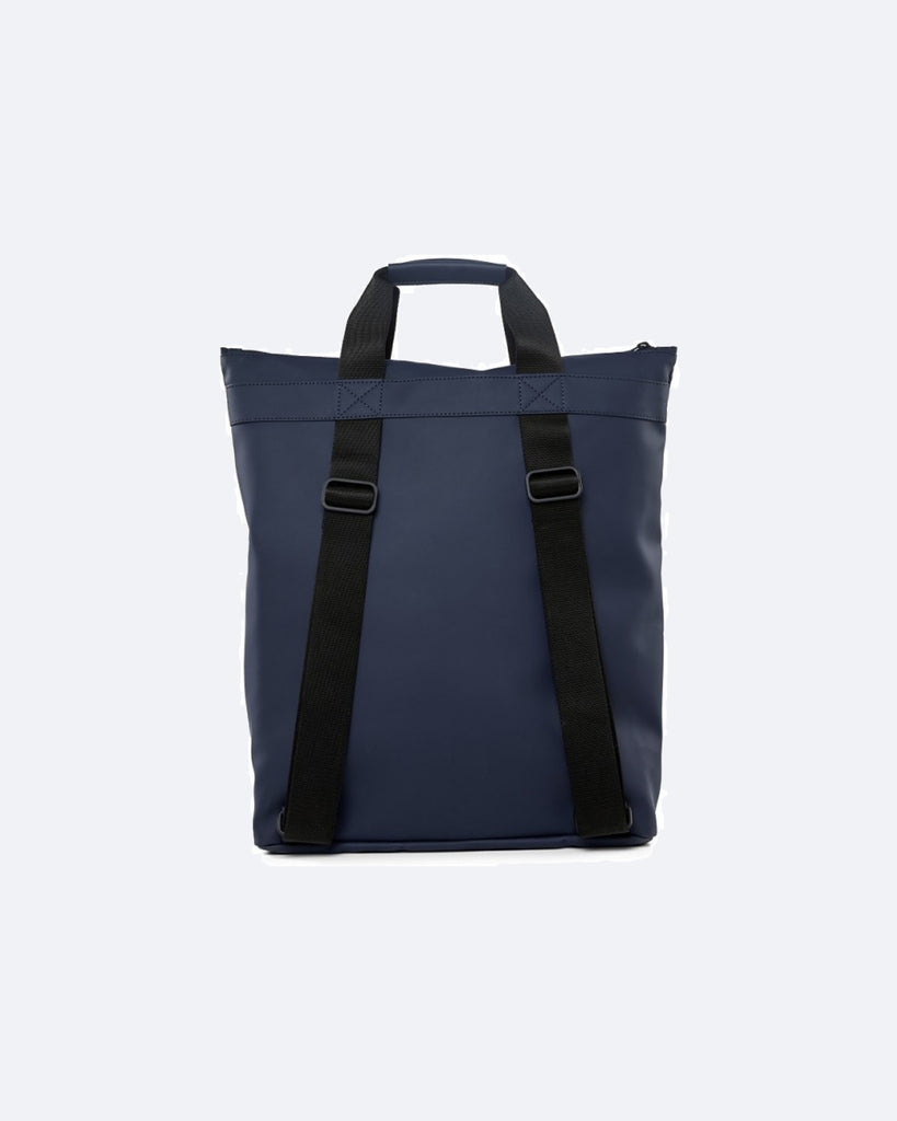 Tote backpack - blue - Tequilasunset