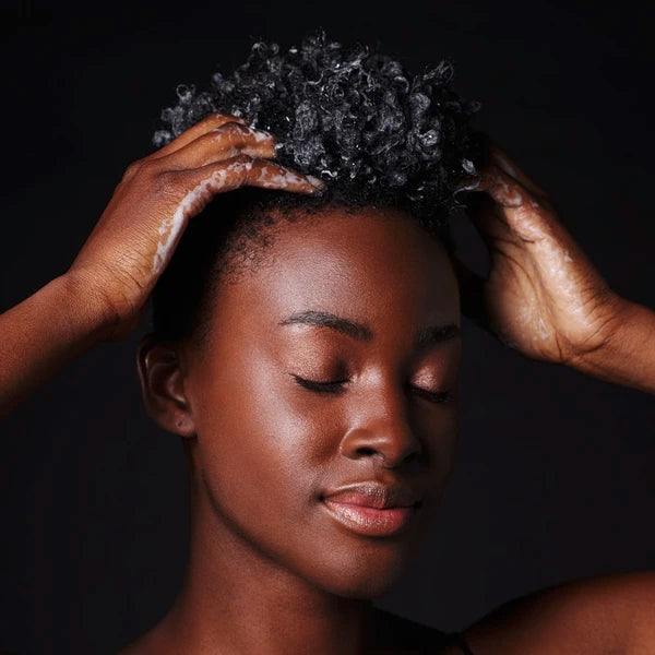 Focusing on the scalp, massage in a circular motion and work through wet hair from root to tips. Allow to sit 1-2 minutes. Step 2 Rinse thoroughly. Step 3 Following the use of Thickening Shampoo, apply Thickening Conditioner to wet hair.