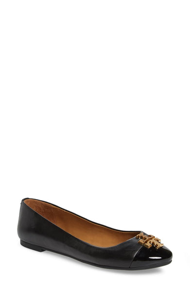 Tory Burch cup toe everly ballet flat
