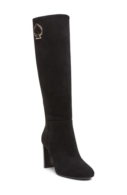 Kate spade heeled bootie