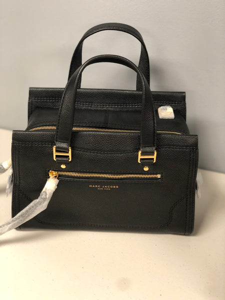 Marc Jacobs Cruiser Leather Satchel large