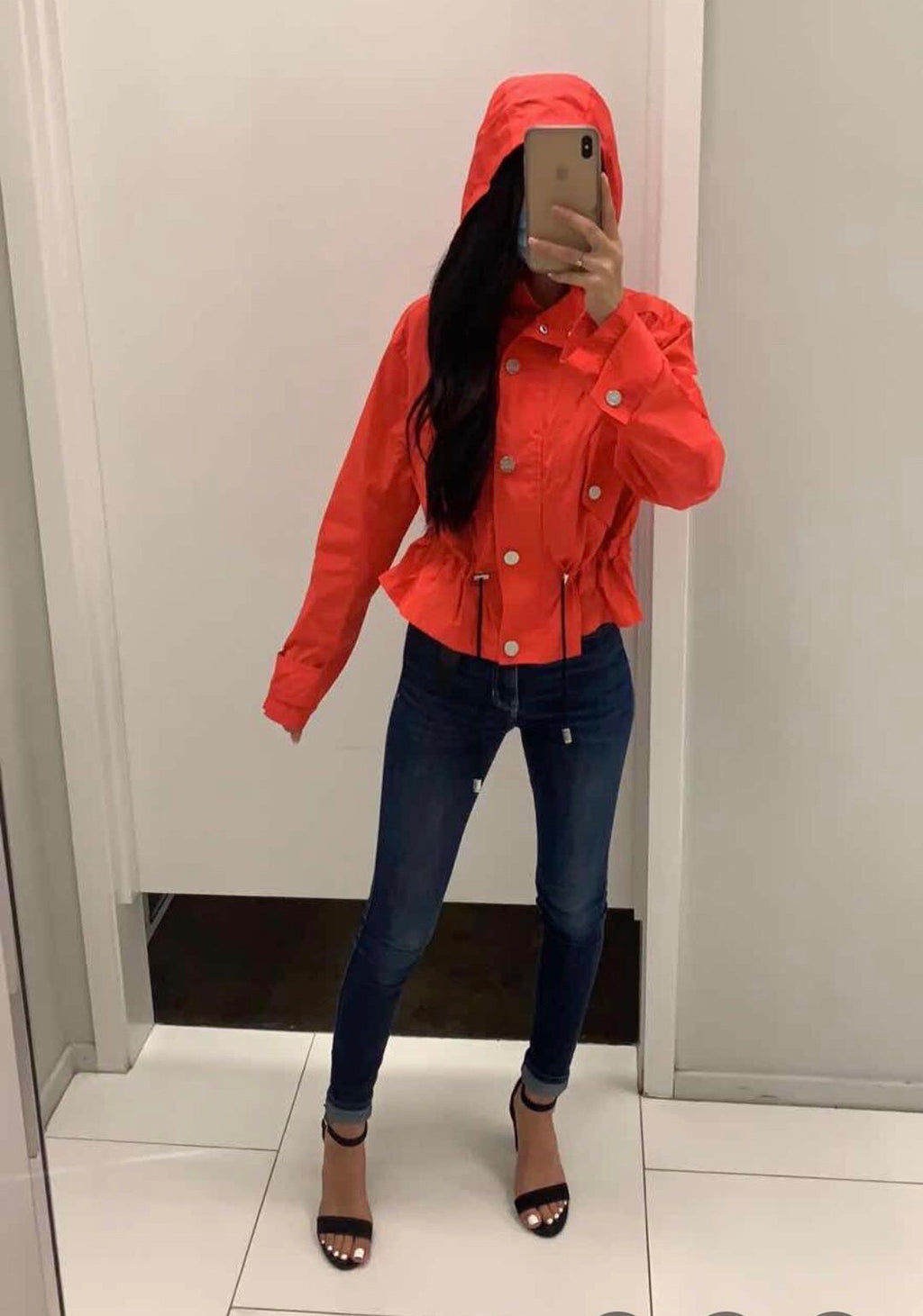 Michael Kors short wind jacket
