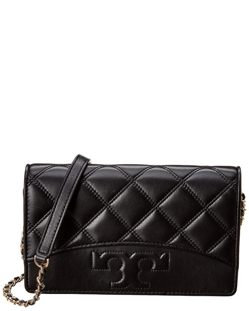Tory Burch savannah wallet on chain crossbody