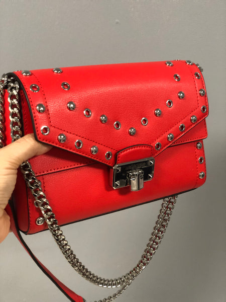 Michael Kors Studded kinsley crossbody