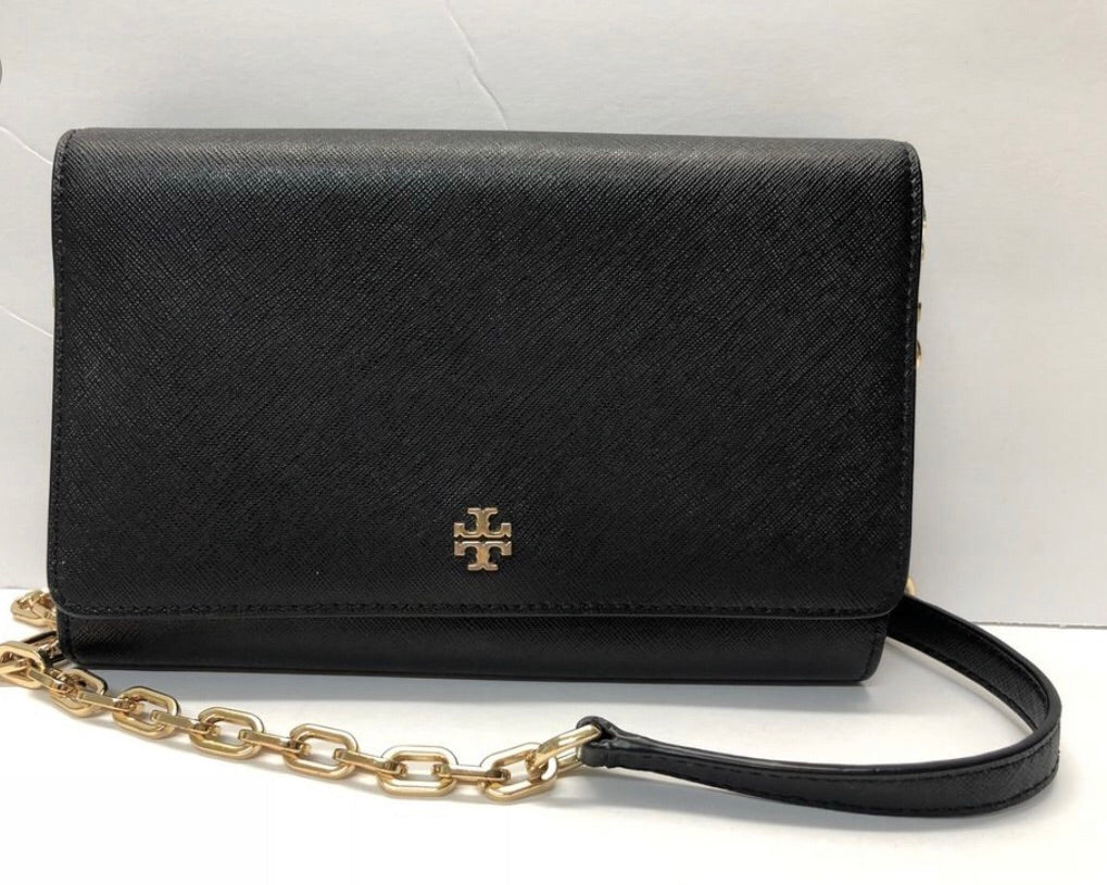 Tory Burch Emerson Chain waller crossbody