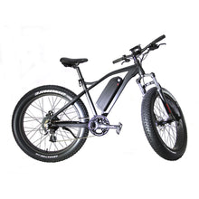Load image into Gallery viewer, Nraw Black Bear fatbike elcykel