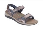 Malibu Pewter Women's Sandals (Women's)
