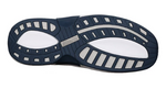 Sprint - Blue, Tie-Less & Heel Strap (Men's)