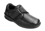 Broadway - Black Orthotic Shoe (Men's)