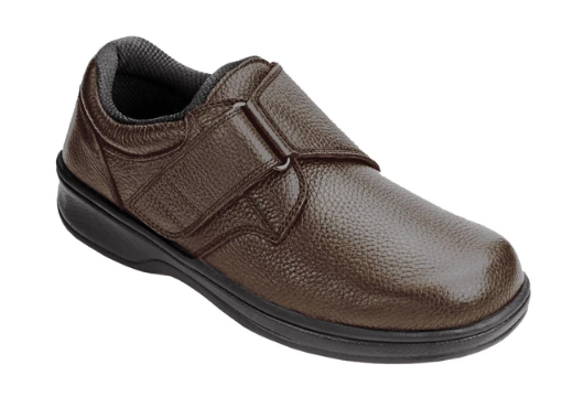 Broadway - Brown Orthotic Shoe (Men's)