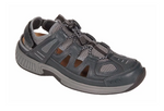 Alpine Gray Orthotic Sandal (Men's)