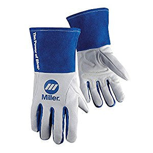 Miller Welding Gloves - TIG Gloves (Select Size Below)