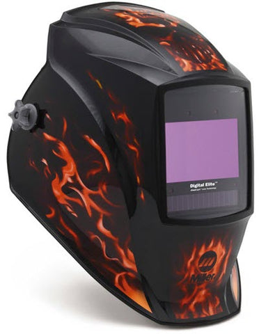 Miller Welding Helmet - Inferno Elite ClearLight Lens 281003