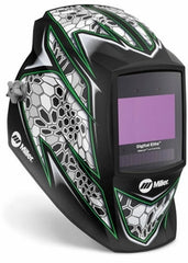 Miller Welding Helmet-Raptor Elite ClearLight Lens 281007