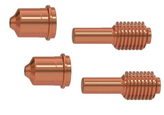 Hypertherm Dual Pack Electrode Nozzle Duramax LT 15-30 A Standard Cutting 428243