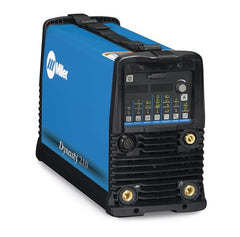 MIller Dynasty® 210 DX 120-480V TIG Welder, With CPS 907686002