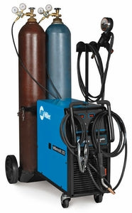 MIller Millermatic 252 MIG Welder with Spoolmatic 30A 951066