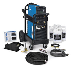Miller Dynasty® 210 DX 120-480V, Foot Control Complete Package 951668