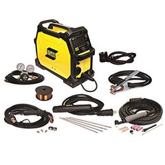 ESAB Rebel EMP 215ic MIG/TIG/Stick Package--0558102240