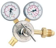 Miller/Smith Flowgauge Regulator - 30 Series 31-50-580 (Optional 6ft Hose)