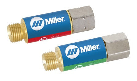 Miller/Smith Flashback Arrestor (set) - Torch Mount H743
