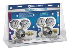 Miler/Smith Regulator - Economy Twin Pack (Male or Female Threads)