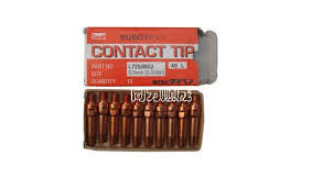 OTC/Daihen Contact Tip 0.9Mm Pk 10 L7250B02