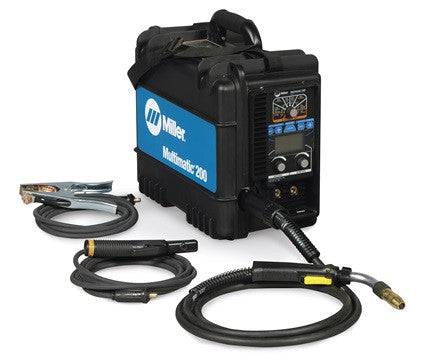 MIller Multimatic 200 Auto-Set Multiprocess Welder 907518