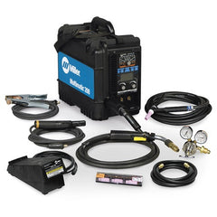 MIller Multimatic 200 Auto-Set Multiprocess Welder With TIG Kit 951649