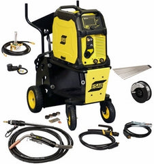 ESAB Rebel EMP 235ic MIG/TIG/Stick Welder With Cart 0558012704