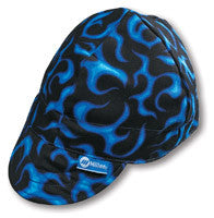 Miller: Welding Cap - Blue Flame (Select Size Below)