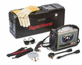 Hypertherm Powermax30 XP Hand Plasma System with Case and 15-Feet Lead 088079