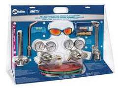 MIller/Smith Toughcut™ Acetylene Outfit, CGA 510: MB54A-510