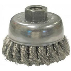 Flexovit Cleaning & Conditioning Wire Cup Brush C1585