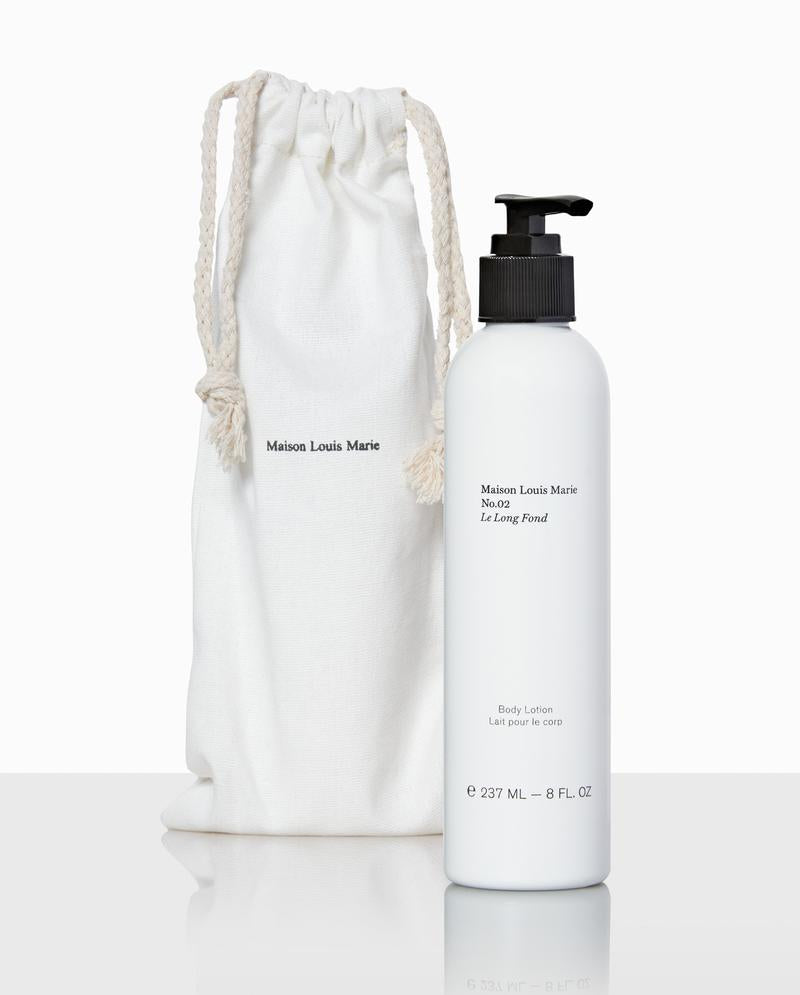 BODY + HAND LOTION - NO.02 LE LONG FOND