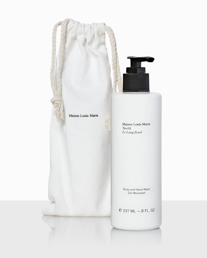 BODY + HAND WASH - NO.02 LE LONG FOND