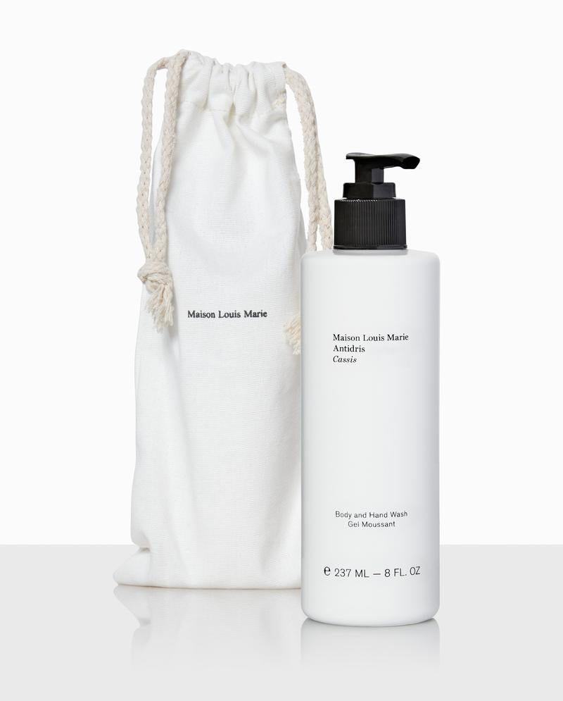 BODY + HAND WASH - ANDRITIS CASSIS