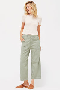 STELLA TROUSERS - ALOE