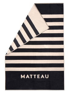 MATTEAU TOWEL - STRIPE