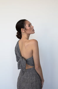 VIRAGO DRESS - GREY
