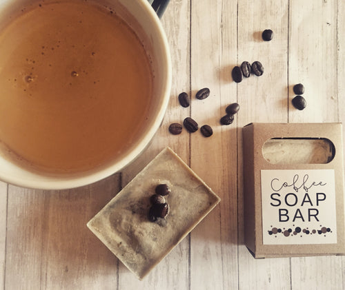 Coffee Soap Bar
