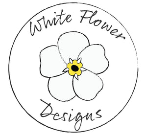 White Flower Designs