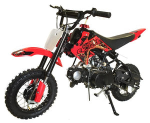 Coolster 70cc Dirtbike