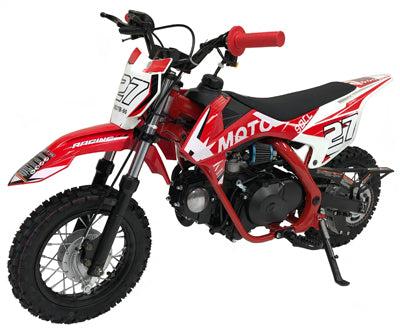 X90 90cc Automatic with Training Wheels