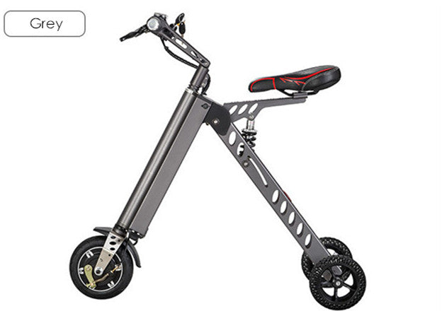 X-Front Brand 3 Wheel Foldable Electric Scooter Electric Bike Lithium Battery