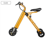 Load image into Gallery viewer, X-Front Brand 3 Wheel Foldable Electric Scooter Electric Bike Lithium Battery