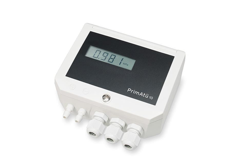 PrimAtue 10... Versatile differential pressure measurement