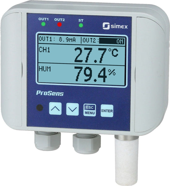 ProSens for monitoring optimal workplace conditions