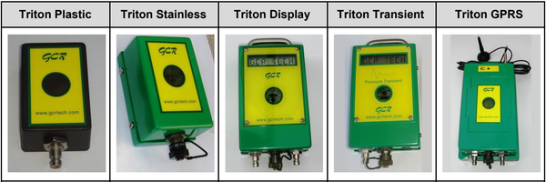 Triton Series Data loggers